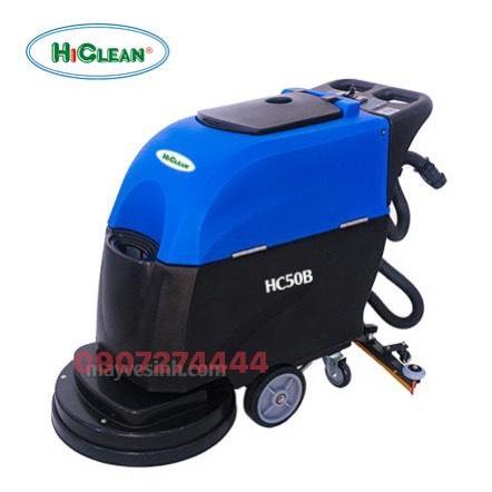 Máy chà sàn liên hợp HiClean HC50B